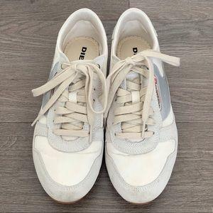 Diesel Suede Sneakers